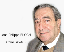 Jean-Philippe BLOCH : administrateur